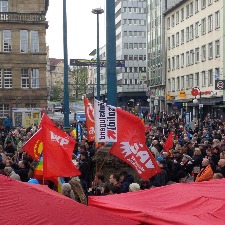 Die Linke Kreisverband Kassel Stadt