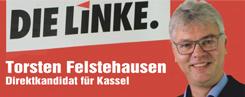 Torsten Felstehausen – Direktkandidat für Kassel