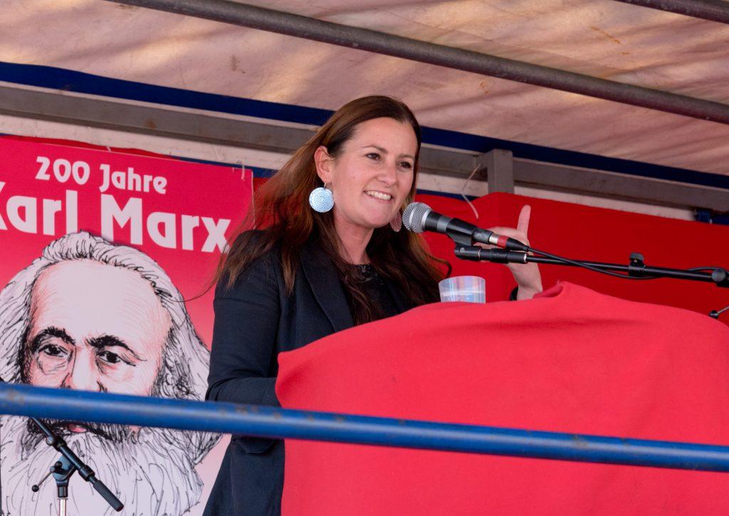 Bild von Feier zu 200 Jahre Karl Marx