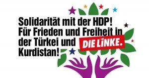 Solidarität mit HDP