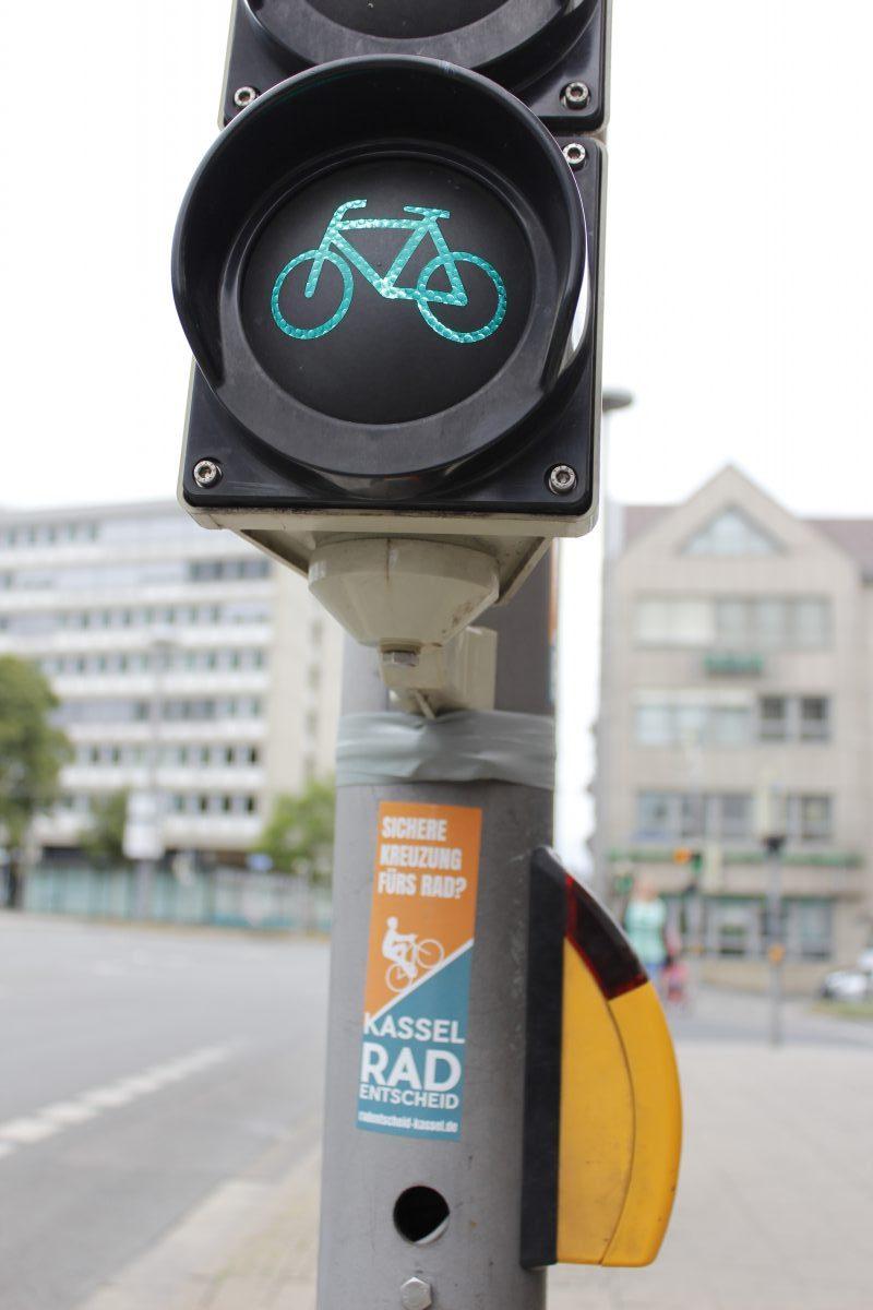 Radentscheid in Kassel
